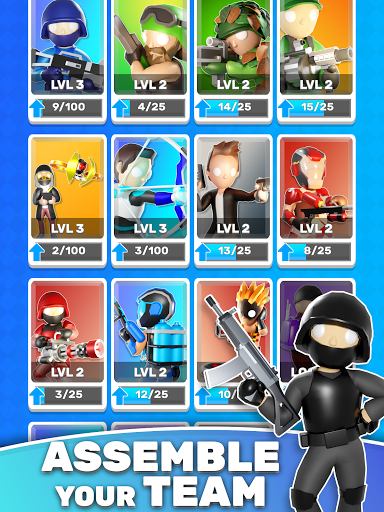 Hero Squad! android2mod screenshots 4