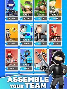 Hero Squad! Mod Apk 14.5 (Mod Money) 6