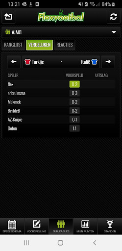 Flexvoetbal  screenshots 6