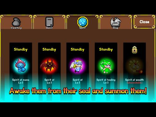 Tap Knight : Dragon's Attack 1.0.7 screenshots 15