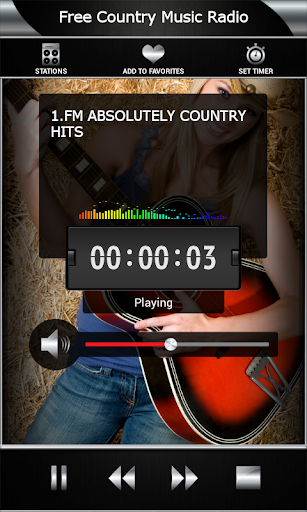 Foto do Free Country Music Radio