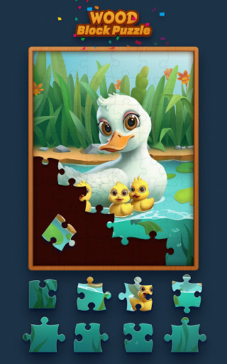 Jigsaw Puzzles - Block Puzzle (Tow in one) 14.0 screenshots 10