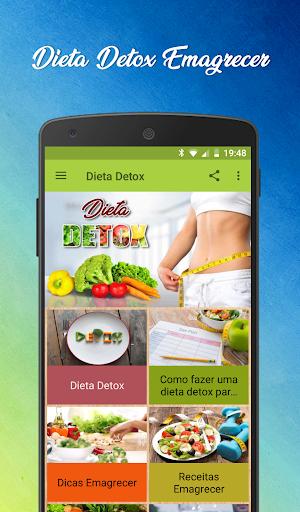 Foto do Dieta detox emagrecer