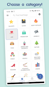 in Tags - Best hashtags generator for social media 2.1.108-127