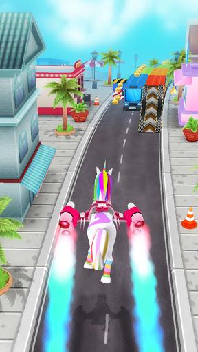 Unicorn Runner 3D - Super Magical Runner Adventure 1.0.2 screenshots 7