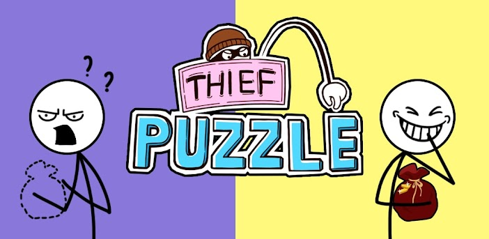 Thief Puzzle - Can you steal it ?