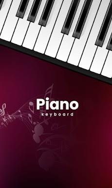 無料のフルピアノキーボードのおすすめ画像1
