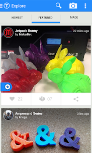 Thingiverse  Apps on For Pc – Windows 7/8/10 And Mac – Free Download 2