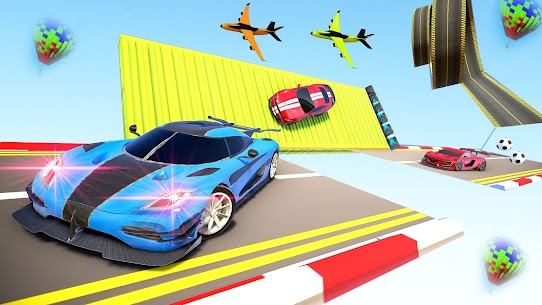 Ramp Car Stunts 3D- Mega Ramp Stunt Car Games 2021 5