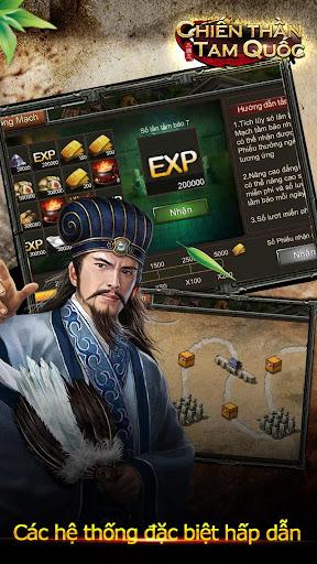 Chiu1ebfn Thu1ea7n Tam Quu1ed1c-Tranh Bu00e1  screenshots 15