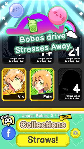 Boba Catcher! Casual Bubble Tea Boba Collecting  screenshots 5