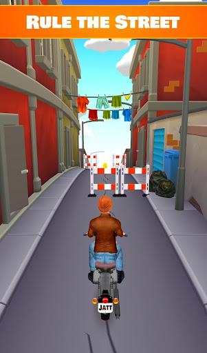 Bike Street Rush - India Edition android2mod screenshots 4
