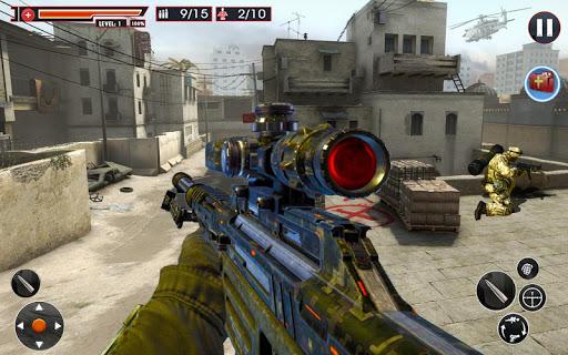Sniper Shooting 3D Battle - Gun Shooter Games Free  Screenshots 3