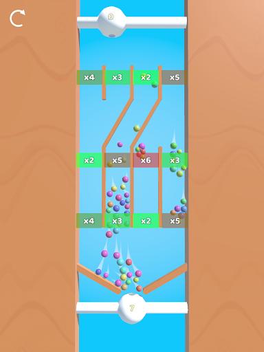 Bounce Balls - Collect and fill  screenshots 6