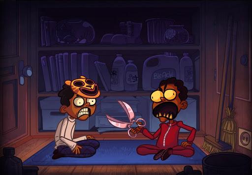 Troll Face Quest: Horror 3 Nightmares 2.2.4 Screenshots 4