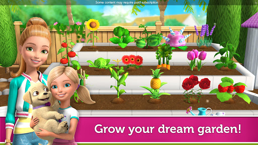 Barbie Dreamhouse Adventures apktram screenshots 23
