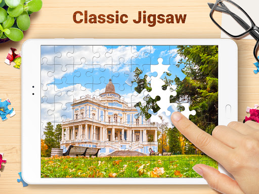Jigsaw Puzzles - Puzzle Game modavailable screenshots 9