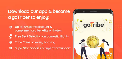 Goibibo - Hotel Car Flight IRCTC Train Bus Booking 10.4.3 screenshots 4