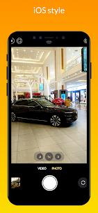 iCamera Mod Apk– iOS Camera, iPhone Camera (Pro Unlocked) 5