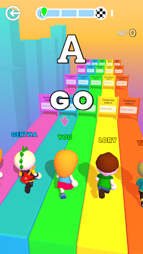 ABC Runner android2mod screenshots 19