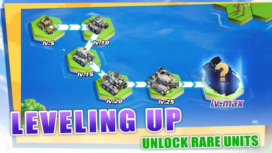 Top War: Battle Game Apk Mod + OBB/Data for Android. 7