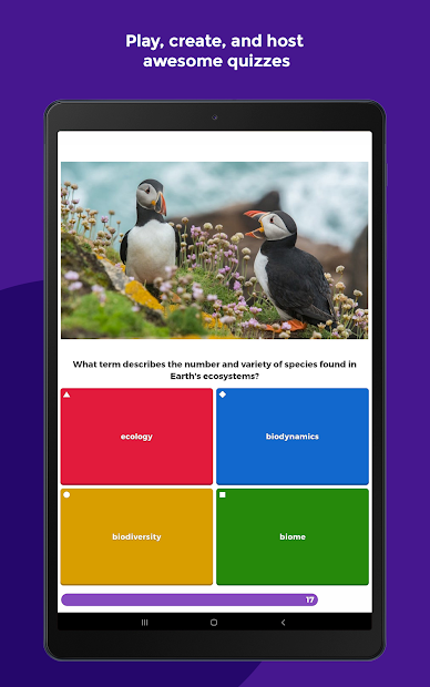 Kahoot! Play & Create Quizzes screenshot 16
