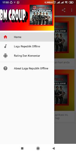 Lagu Republik Offline Populer 1.6 screenshots 1