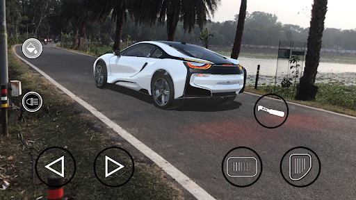 AR Real Driving - Augmented Reality Car Simulator 3.9 Screenshots 1