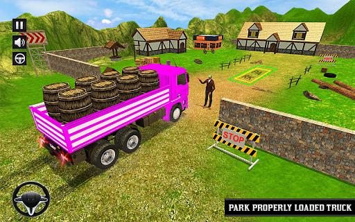 Indian Truck Mountain Drive 3D screenshots 18