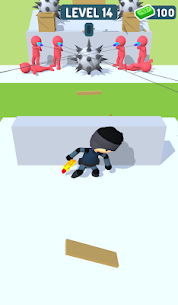 Sniper Runner Mod Apk: 3D Shooting & Sniping (Unlimited Cash) 9