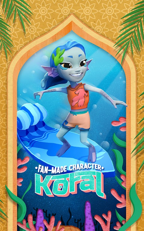 Subway Surfers poster 13