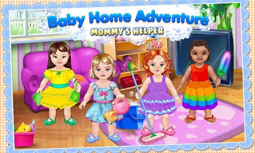 Baby Home Adventure Kids' Game screenshots 12