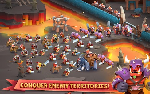 Download Game of Warriors MOD Apk [Unlimited Coins] For Android 3