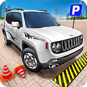 Jeep Car Driving Simulator: Car Parking Games