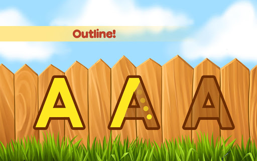 Alphabet ABC! Learning letters! ABCD games! 1.5.23 Screenshots 13