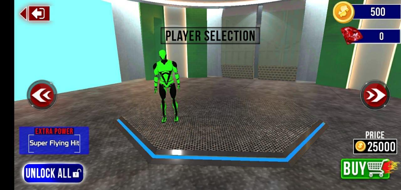 Space Mercenary screenshot 1