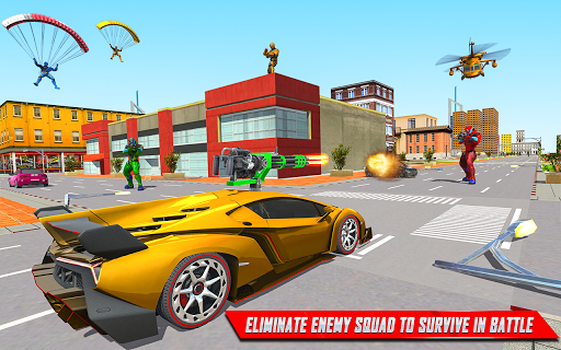 Wolf Robot Transforming Games u2013 Robot Car Games android2mod screenshots 12