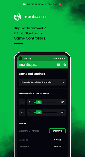 Mantis Gamepad Pro Beta - Free & No-Root KeyMapper apktram screenshots 15