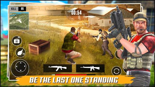 Fire Battleground squad survival: Shooting Games apkdebit screenshots 5