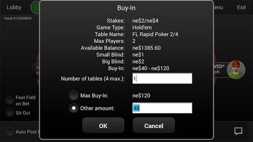 Evenbet Poker origin/support/7.7.1.x 5