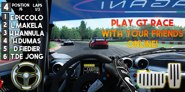 GT Sports Racing Online (MOD, Unlimited Money) For Android 1