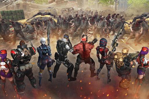 DEAD WARFARE: RPG Zombie Shooting - Gun Games 2.19.6 screenshots 6