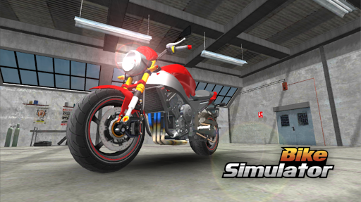 Bike Simulator 2 Moto Race Game screenshots 4