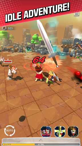 Red Shoes: Wood Bear World screenshots 3