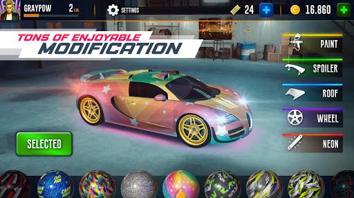 Drag Racing: Underground City Racers apkdebit screenshots 4