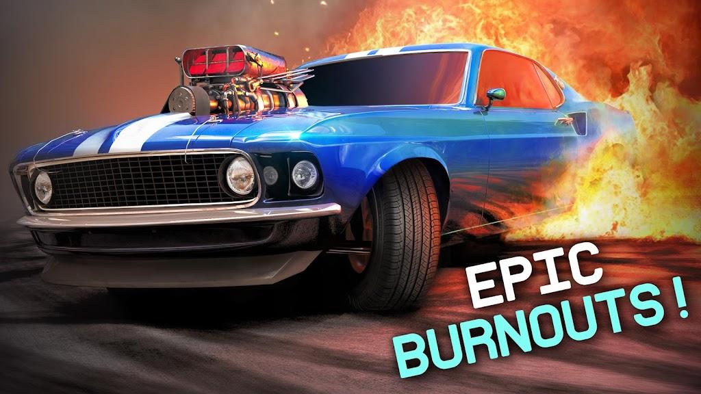 Torque Burnout poster 14