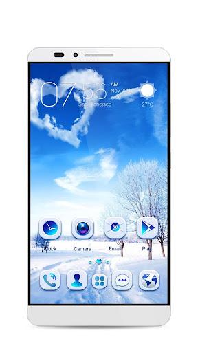 GO Launcher S u2013 3D Theme, Wallpaper & Sticker  Screenshots 3