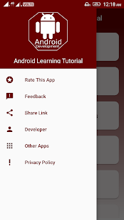 Learn Android Tutorial - Android App Development