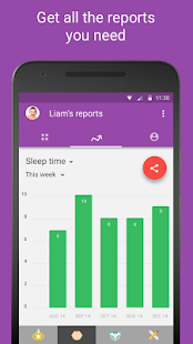 Baby Manager Awesome - Breastfeeding Tracker