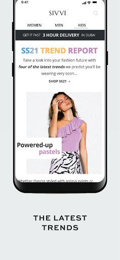 SIVVI Online Fashion Shopping modavailable screenshots 8